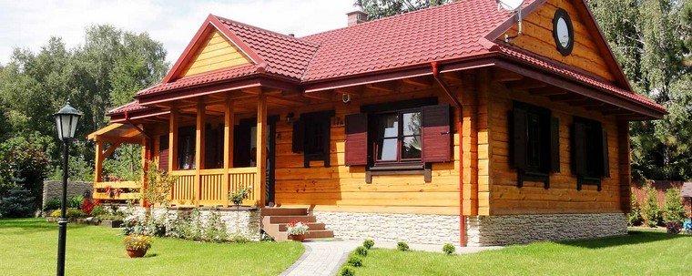 Casas de madera ideas y consejos sobre la construcci n for Casas de campo de madera