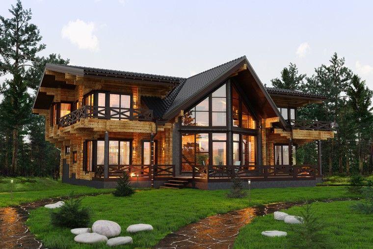 casas-de-madera-opciones-grandes-opciones-originales