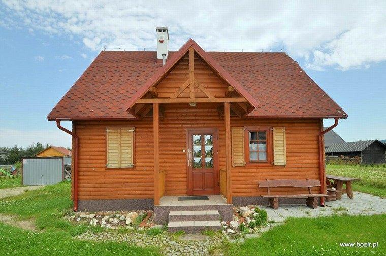 Casas de madera ideas y consejos sobre la construcci n - Tocar madera casas ...