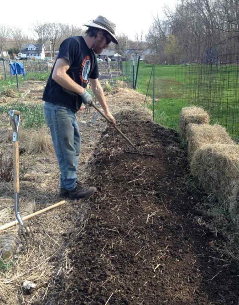 cebolla plantacion-remuevo-tierra