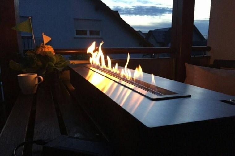 chimeneas residenciales-bioetanol-exterior
