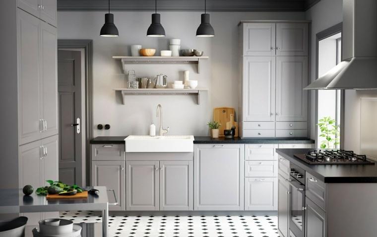 diseños de cocinas Ikea