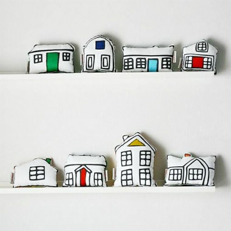 Casas de felpa