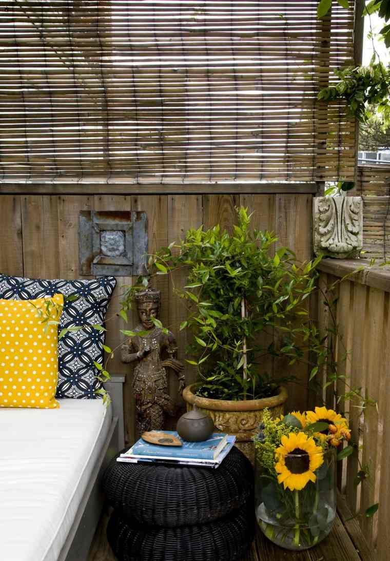 bonitas terrazas de estilo chill