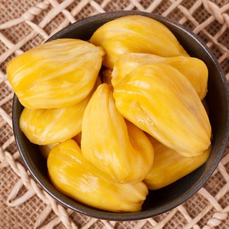 el jackfruit es una gran adición al plato