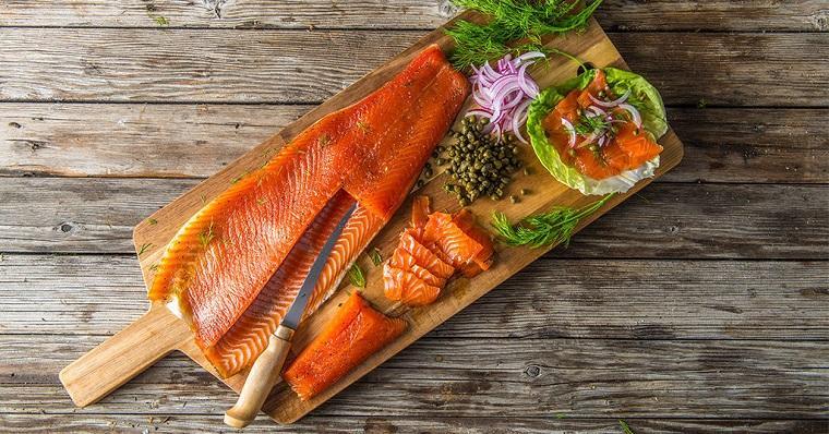 Muy dulces formas de cocinar salmon cocinas muy dulces for Como cocinar salmon plancha