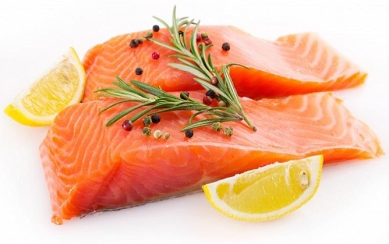 como cocinar salmon salsas limones