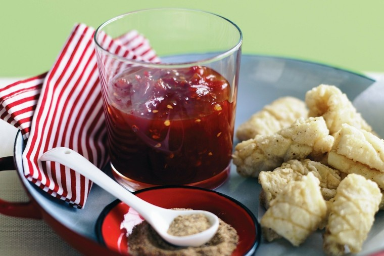 Como hacer mermelada de pimiento rojo en casa - Como hacer mermelada de pimiento ...