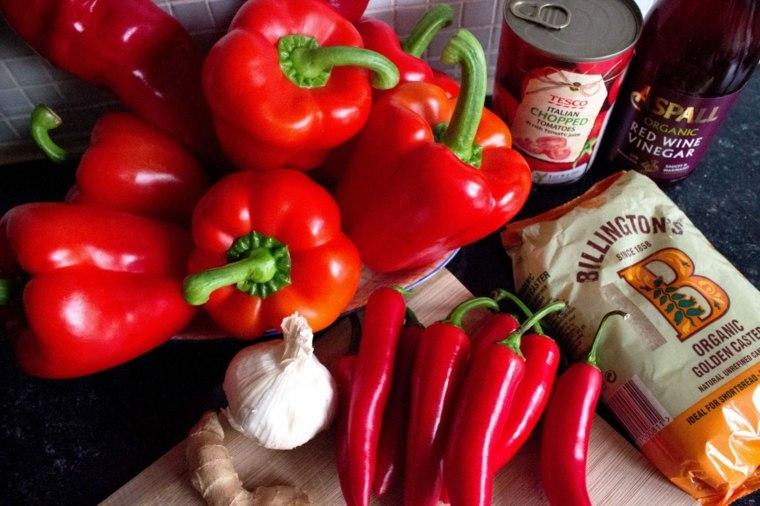 como hacer mermelada-ingredientes