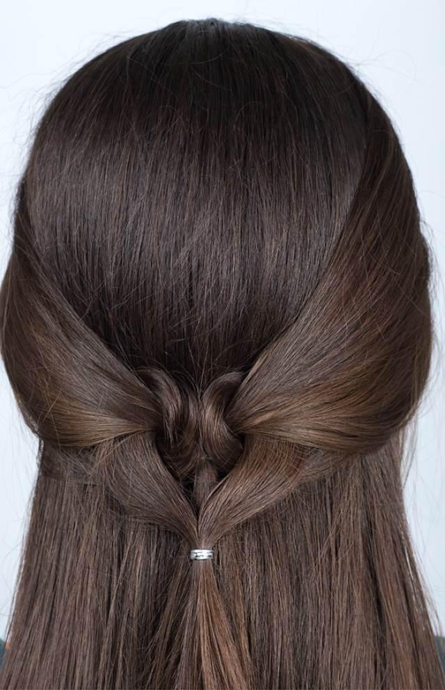 como hacer trenzas modernas-pelo-largo