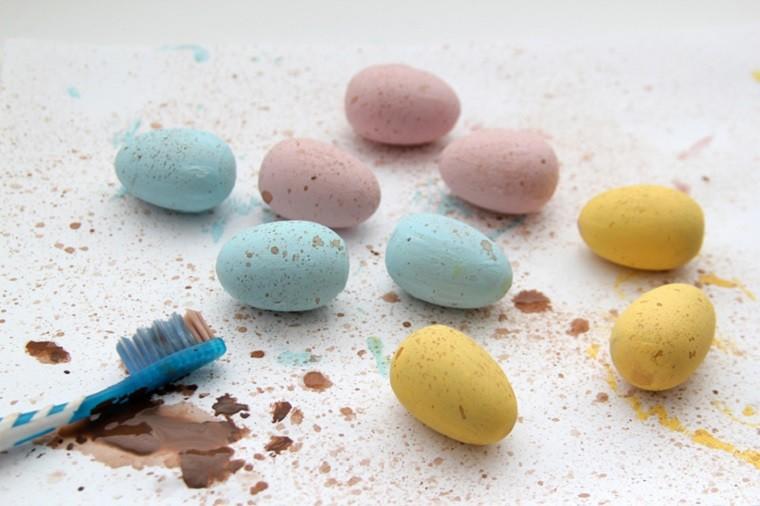 corona-huevos-pascua-manualidades-ideas-pintura-decoracion