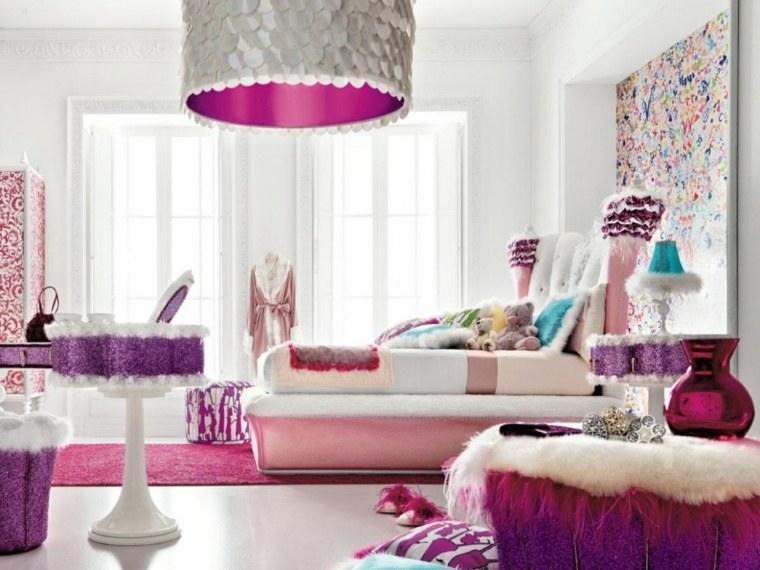 cuarto-en-rosa-y-lila