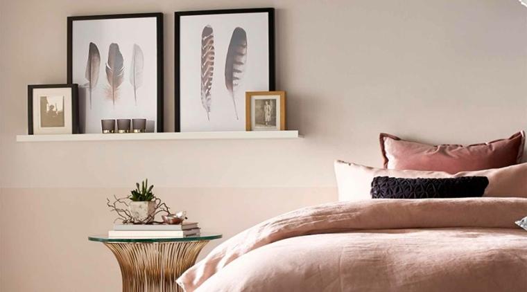 cuartos modernos-decorados-rosa