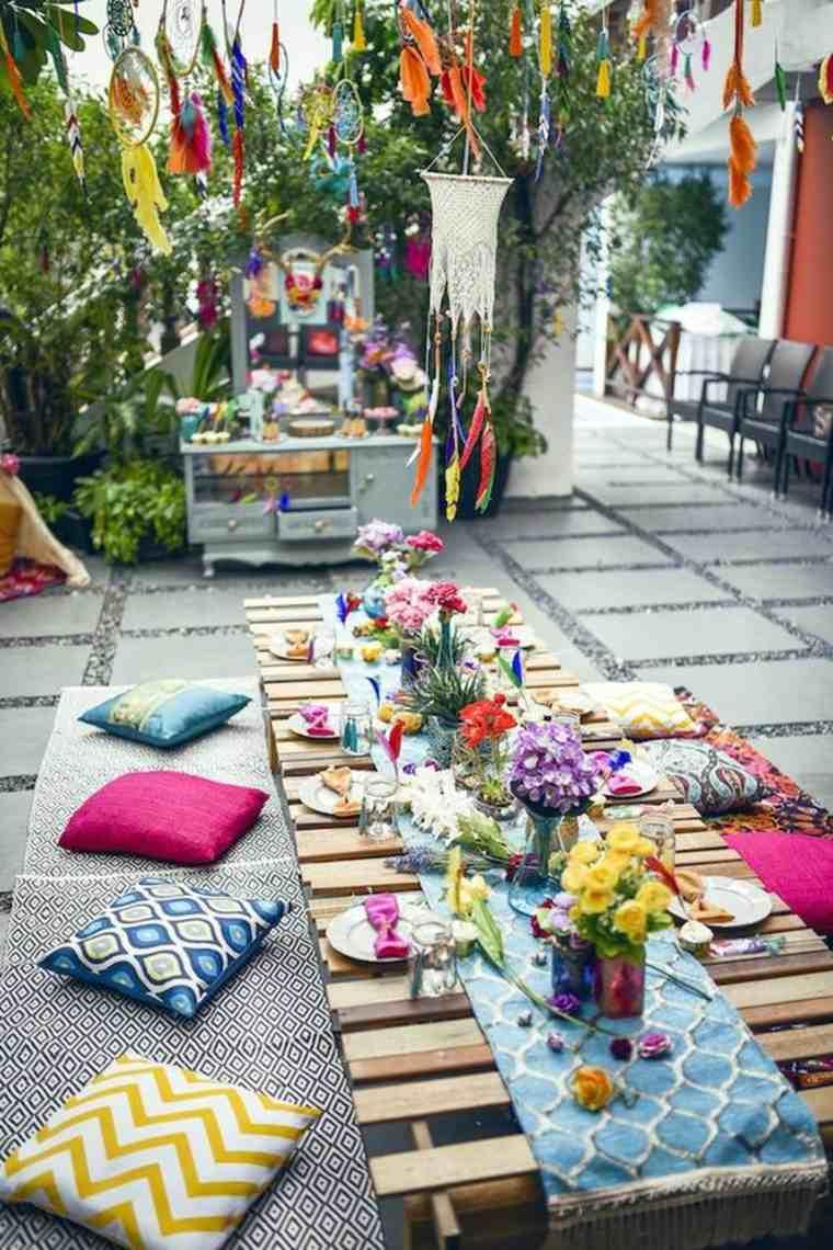 ideas para terrazas chill