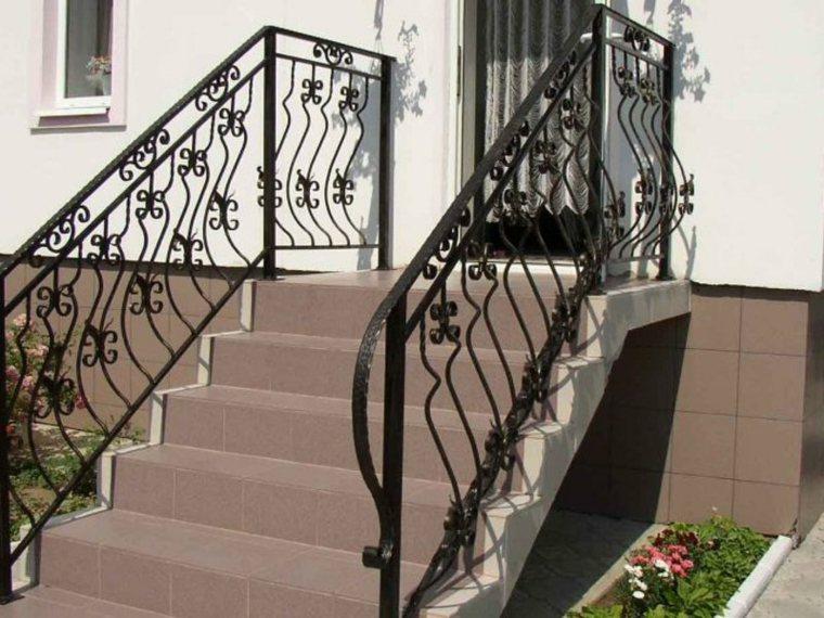 decoracion de jardines-exteriores-barandillas