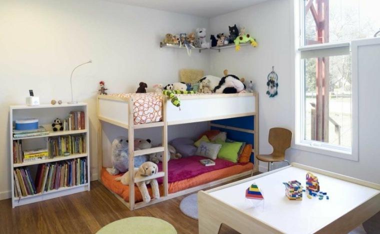 Ikea - conoce estos estupendos trucos para las habitaciones infantiles -