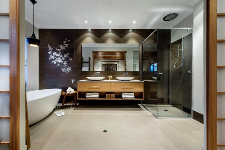 decoracion interiores-banos-asiaticos