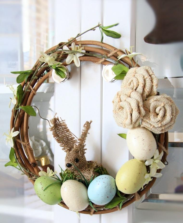 dia de pascua-decorado-huevos
