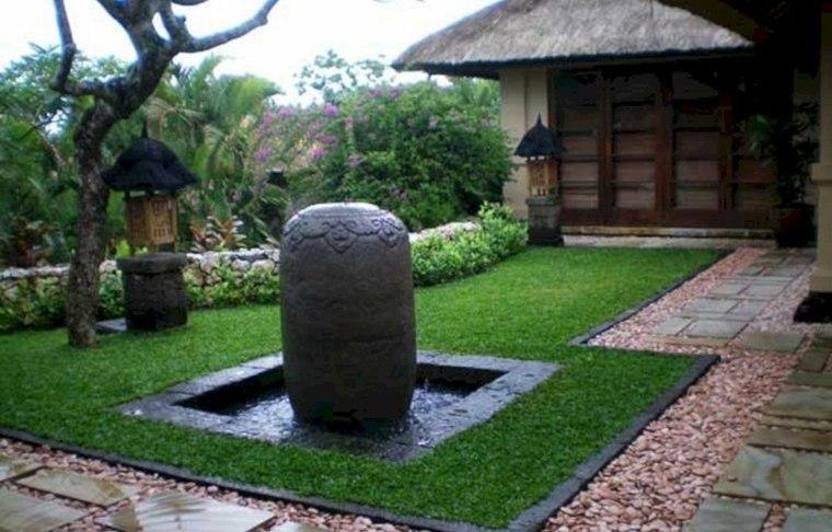 diseo jardin minimalista - Jardines Minimalistas