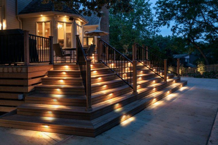 diseno de escaleras-luces-jardines