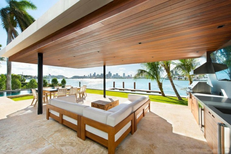 diseno-de-jardines-modernos-cocina-aire-libre opciones