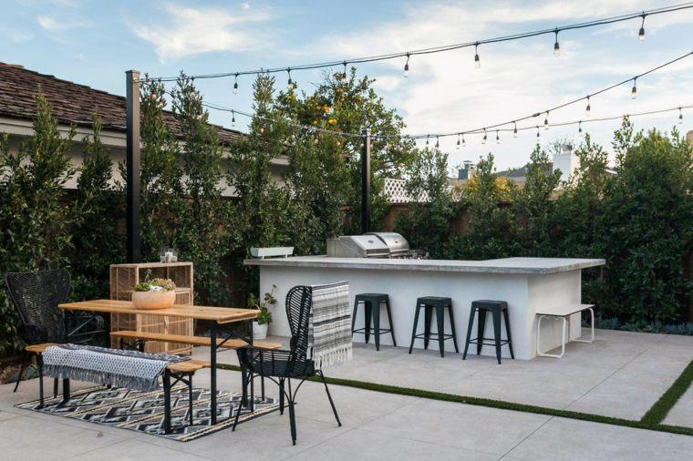 diseno-de-jardines-modernos-cocina-ideas-iluminacion
