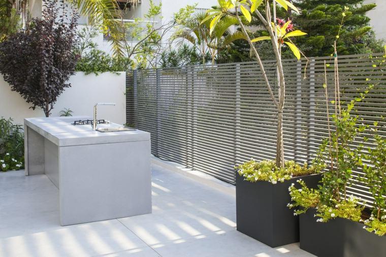 diseno-de-jardines-modernos-isla-aire-libre-opciones