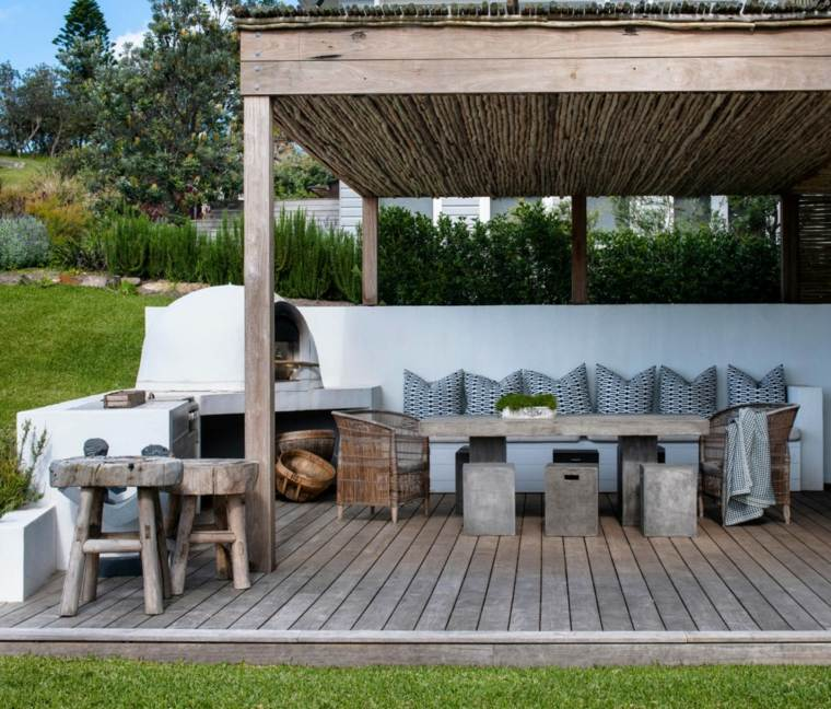 diseno-de-jardines-modernos-muebles-madera-estilo-natural