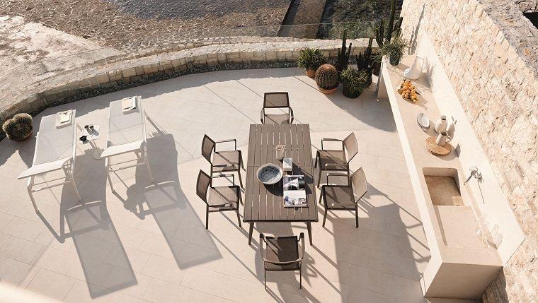 diseño de muebles-Portofino-tumbonas-Roberti