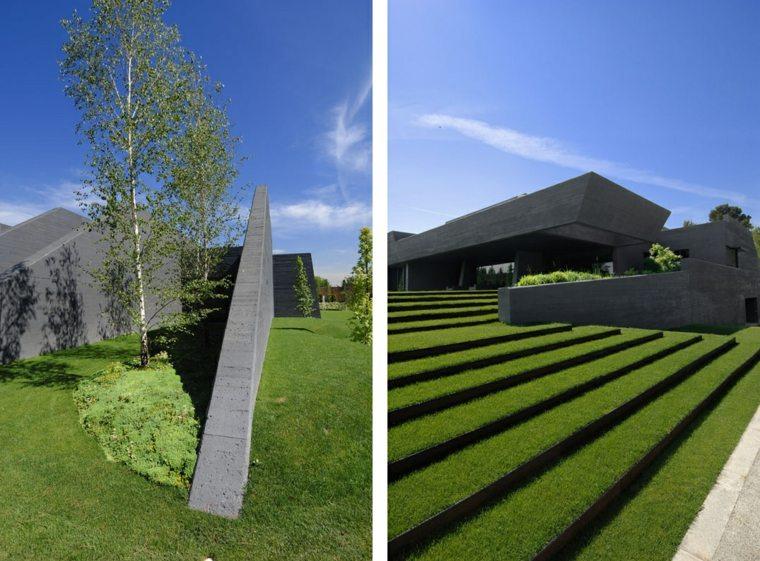 edificio estilo minimalista