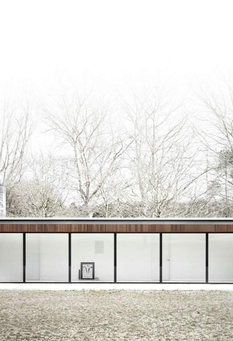 características del diseño de la casa minimalista