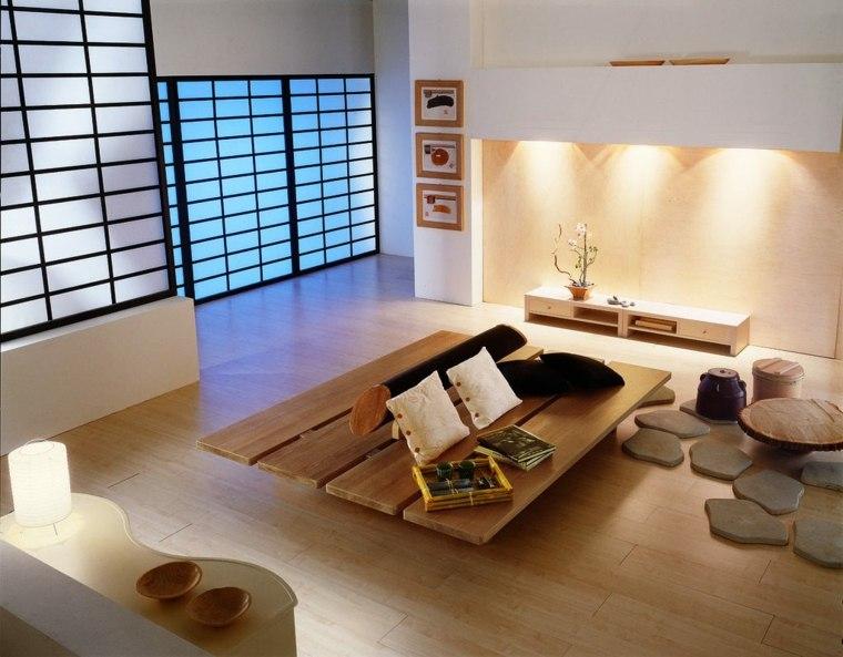 Tendencias en diseños de interiores al estilo japonés