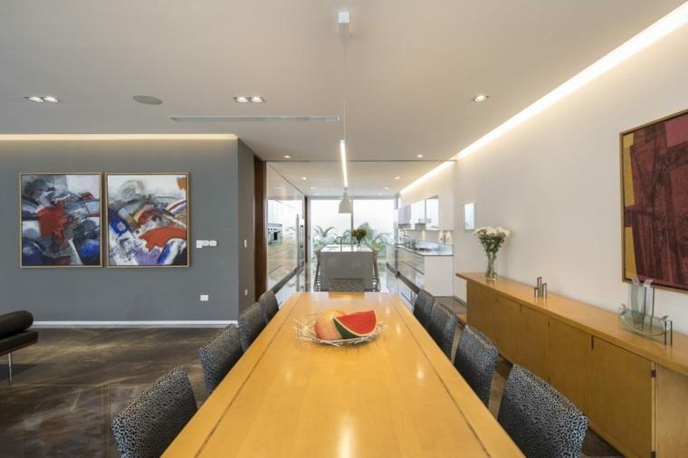 diseños de casas de un piso augusto-quijano-arquitectos-comedor