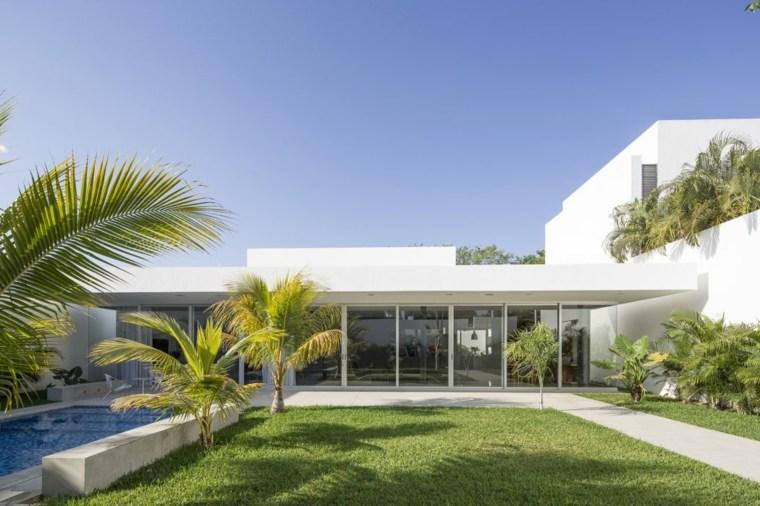 diseños de casas de un piso augusto-quijano-arquitectos