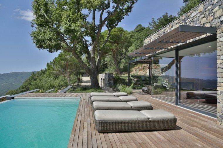 disenos-de-casas-de-un-piso-giordano-hadamik-architects-piscina-jardin