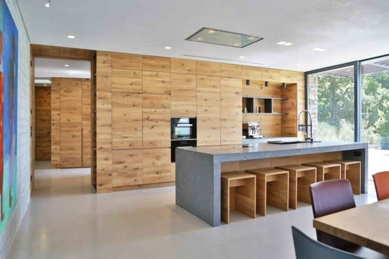 disenos-de-casas-de-un-piso-giordano-hadamik-architects-sala-estar-comedor-cocina