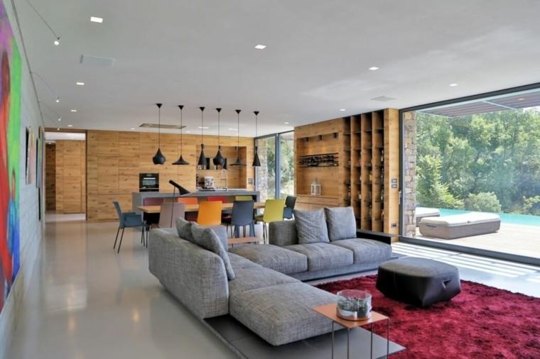 disenos-de-casas-de-un-piso-giordano-hadamik-architects-sala-estar-piscina