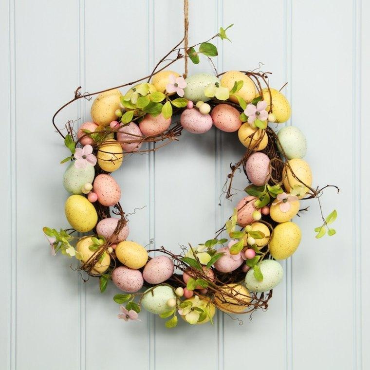 domingo de resurreccion-huevos-decorados