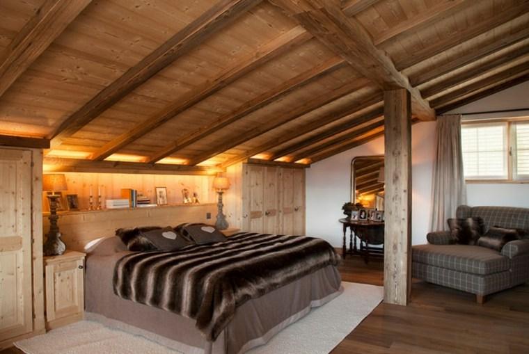 dormitorios de-madera