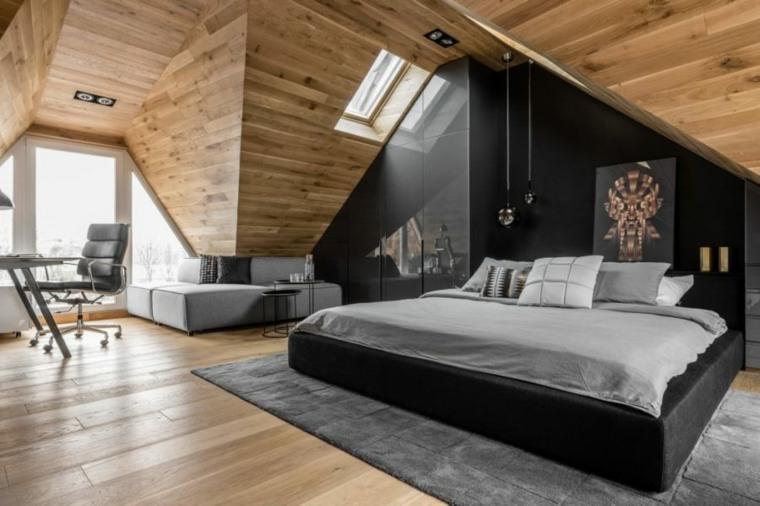 dormitorios desvan-ideas