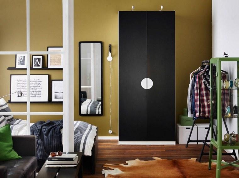 dormitorios ikea-ideas-armarios-opciones-estilo