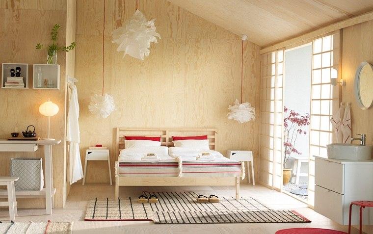 dormitorios-ikea-paredes-muebles-madera-diseno