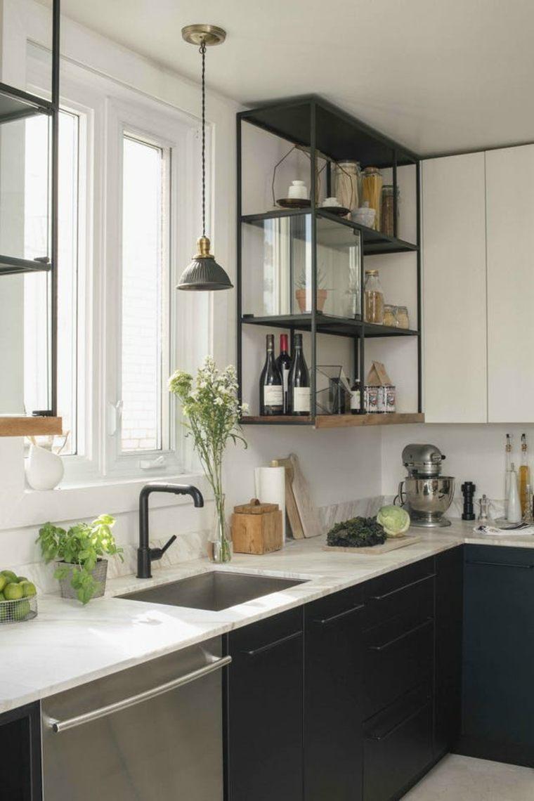 diseños de cocina Ikea