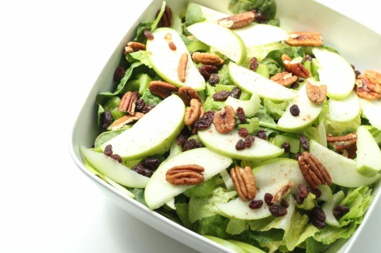 ensaladas frescas recetas