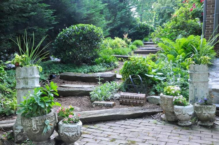 garden design with gravel