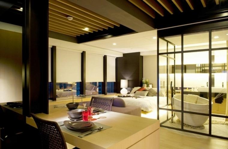 diseños de interiores feng shui