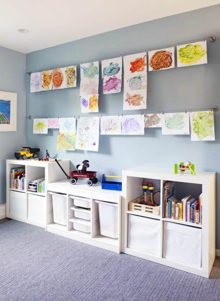 habitación para niños de Ikea