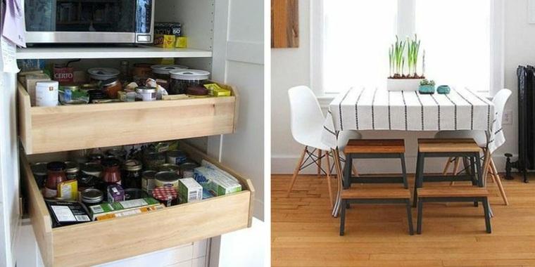 diseños de cocinas de Ikea