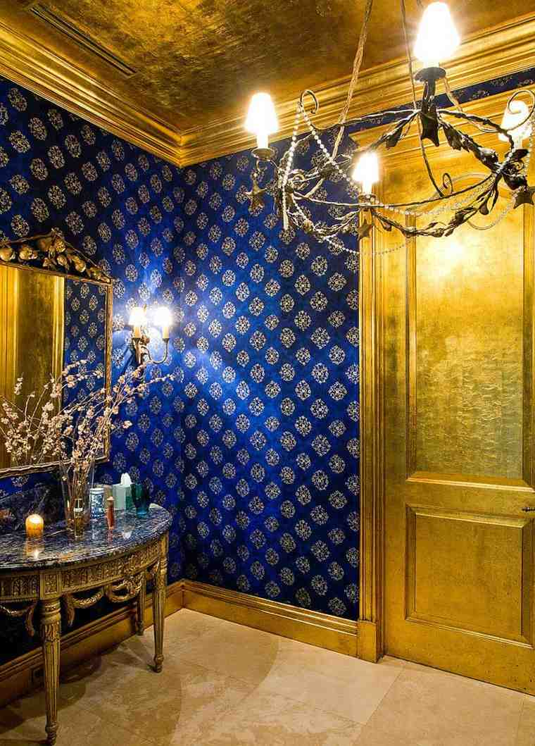 estilo-mediterraneo-azul-y-oro