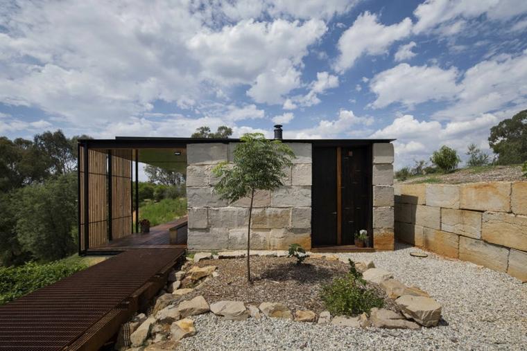 Casas minimalistas de una planta